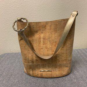ELAINE TURNER - Cork Bucket Bag